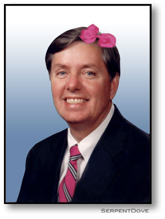 Seven Minutes in Gay Hell: Is Lindsey Graham in S. C. s airtight closet?